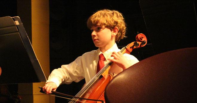 prima cellist