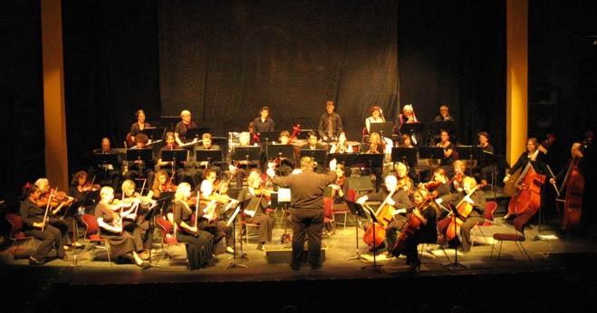Avanzata orchestra, full symphony