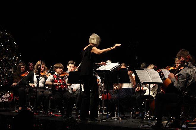 December concert, Prima Orchestra